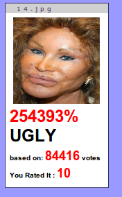 254393% UGLY