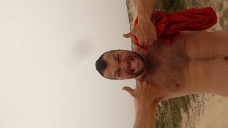 Haareschneiden Teil 3 - der Irokese ist fertig!