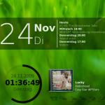 eigenCal - Calendar Screenlet